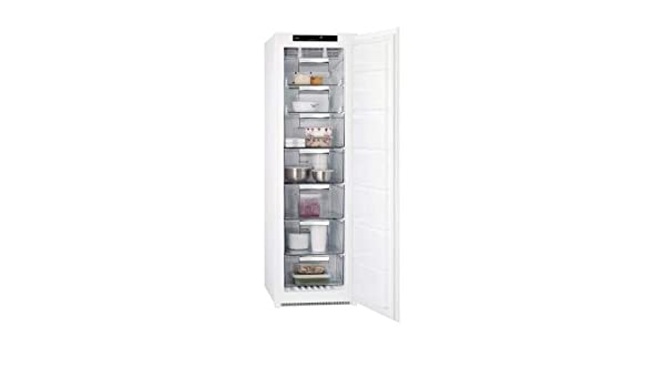 aeg abe81816ns integrado vertical 204l a color blanco