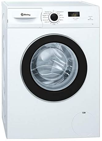 balay 3ts770b lavadora independiente carga frontal blanco 7 kg 1000 rpm a