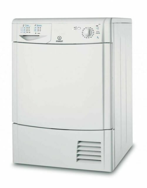 indesit idc 75 b independiente 7kg b color blanco secadora