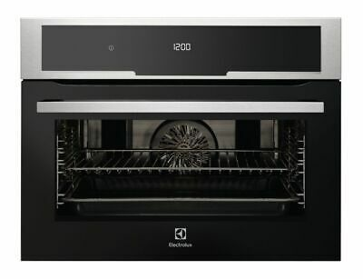 electrolux evy5841bax horno electrico 43l a negro