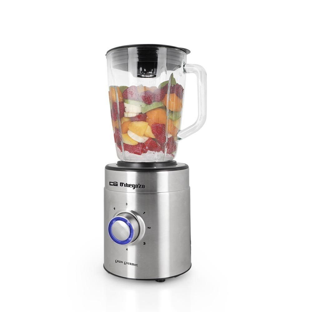 orbegozo bv 12000 15 l cooking blender acero inoxidable 1250 w