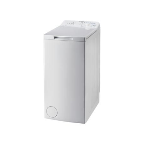 indesit btw a61052 eu independiente carga superior 6kg 1000rpm a blanco lavadora 1