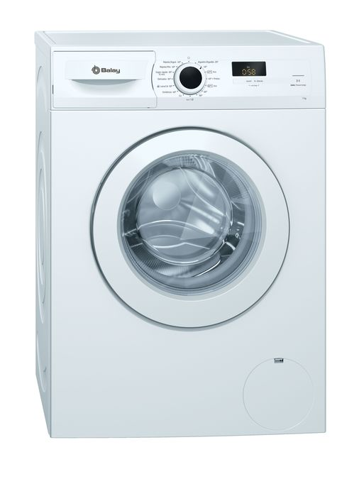 balay 3ts771be lavadora independiente carga frontal blanco 7 kg 1000 rpm a
