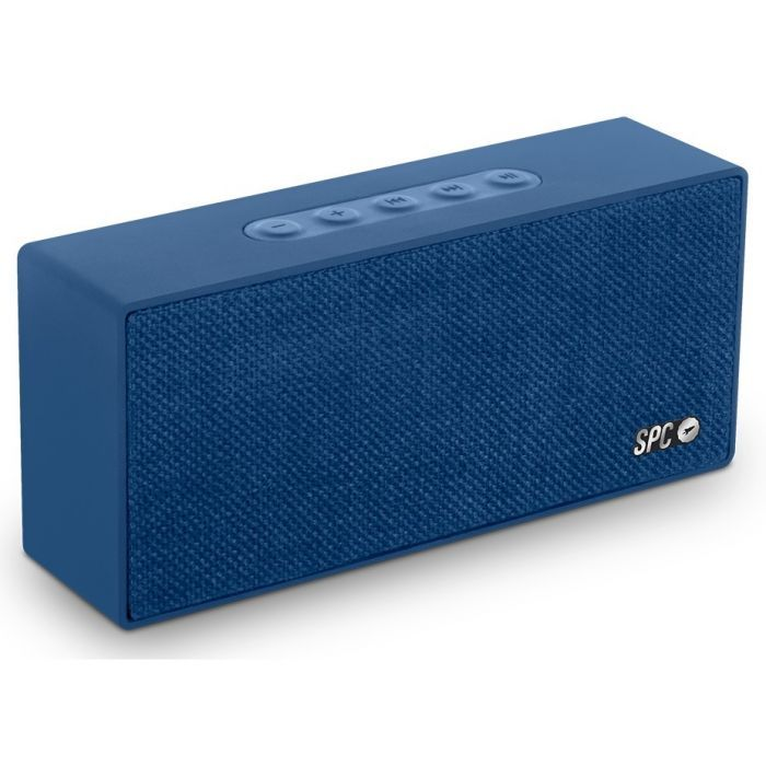 spc bang 8w rectangulo azul