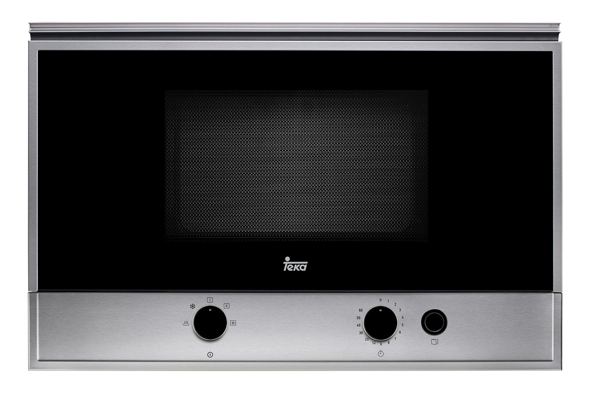 teka ms 622 bi integrado 22l 850w negro acero inoxidable