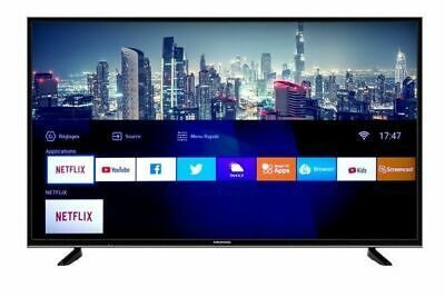 tv lcd grundig 49gdu7500b negro 1245 cm 49 4k smart tv